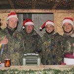 Weihnachtsmarkt der Rettberg-Kaserne